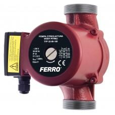 Pompă circulație pentru apă potabilă Ferro 32-80 180
