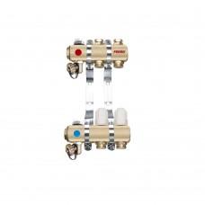 Distribuitor/colector-repartitor tip RZ02S calorifere 2 cai