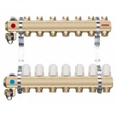 Distribuitor/colector-repartitor tip RZ07S calorifere 7 cai