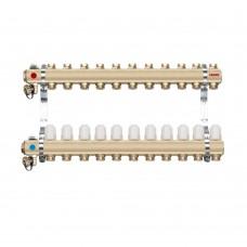 Distribuitor/colector-repartitor tip RZ11S calorifere 11 cai