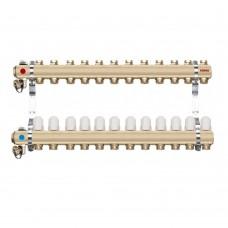 Distribuitor/colector-repartitor tip RZ12S calorifere 12 cai