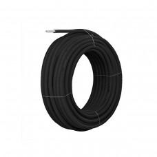 Teava PEX Retiflex pentru calorifere 16x2.0 cu protectie neagra 50 m/colac