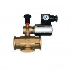 Electrovalva gaz alama normal deschis Tecnogas 500mbar 1'