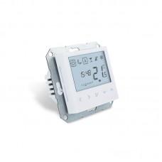 Termostat programabil 230V butoane tactile fara rama Salus BTRP230