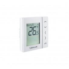 Termostat neprogramabil Salus VS35W, afisaj digital, pentru incalzire in pardoseala, montaj in doza