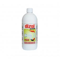 Soluție desfundat țevi scurgere Dizol