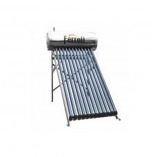 Panou solar Ferroli EcoHeat 120, cu boiler 120 L, pentru incalzire apa, presurizat