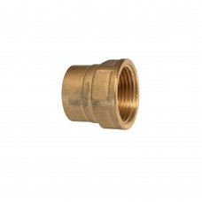 "Adaptor alama, 18 mm x 1/2"" int"