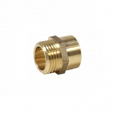 "Adaptor alama, 15 mm x 1/2"" ext"